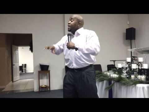 "Prophet D.L. Johnson ,""The Power of Faith"""