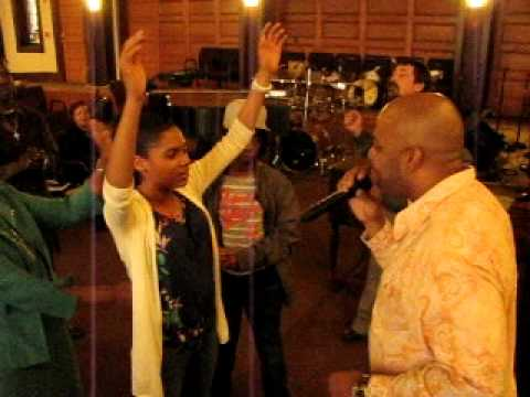 Watch the Holy Ghost Move!!!~pt.5~Prophet Lashay Durisseau~