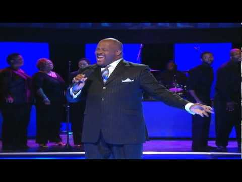 """Pastor Marvin Winans sings  I'm Over it Now  """"You Just Don't Wanna Know""""  (High Quality)"""