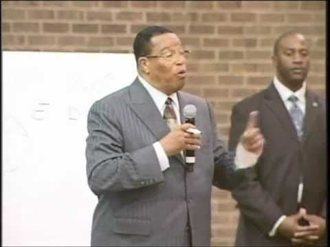Education- Black People and the Future - The Hon. Min. Louis Farrakhan