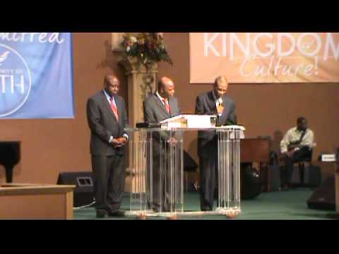 """2nd Annual World Intercessors Conference 2012 - """"REGISTER NOW"""""""