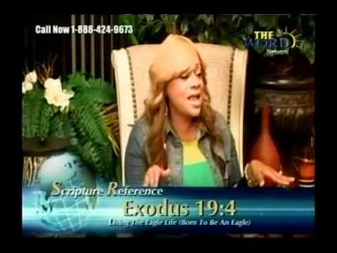 """Living the Eagle Life"" Pt 1/2 - Dr. Taketa Williams - 16 June 2012"