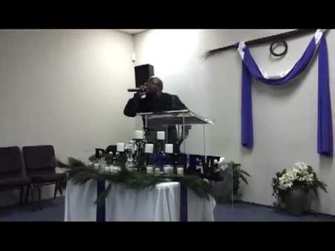 """Pastor David Johnson """" A Ugly Condition for a Beautiful Position"""" Acts 3:2"""
