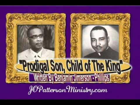 Benjamin Jimerson-Phillips, Prodigal Son Child of The King -30-sec.wmv