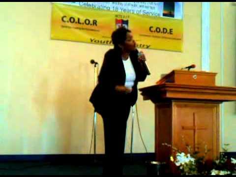 Pastor Sandra Kirkman_Hope Christan Church.3GP