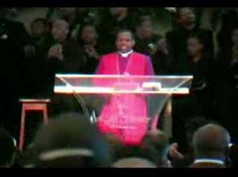 Bishop BD Moore- Praise Break