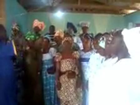 Bride Christian Fellowship, Nigeria 1st Annual Women Conference 2012