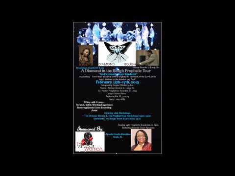 Tied Up & Tangled Up-Prophetess Jennifer D. Long