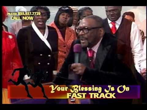 Your Blessing Is On Fast Track