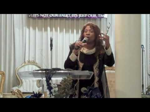 """Pastor Janice Caslin, """"The More I Give The Better I Live!"""""""
