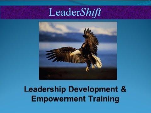 Leadership Training - Terrance L. Milem, Sr.