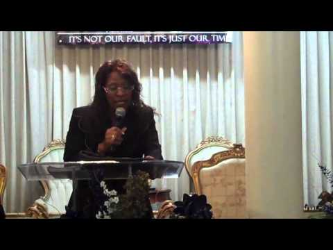 """Pastor Janice Caslin, """"God Is Going To Give Me More Time!"""""""