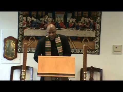 Minister Lee Rice Thought: Burn Up the Junk - Faith Gospel Church / Tacoma, WA.