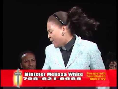 Melissa White Speaking - 2011