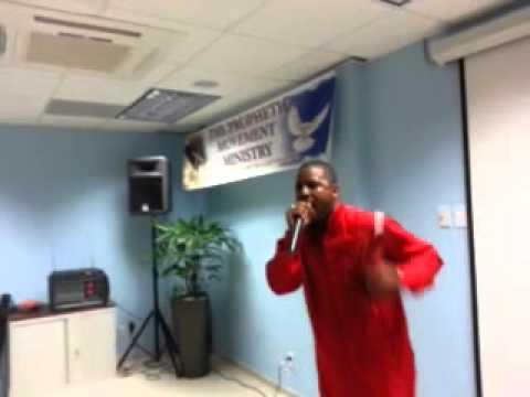 Prophet J.Browne-Holy of Holies