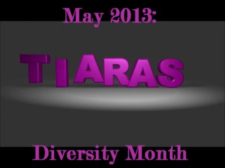 Tiaras Mentor Program ~ May 2013 Newsletter