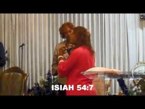"Pastor Janice Caslin, ""Moments Matter!"""