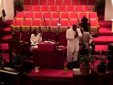 Apostle Barry Spates_Apostolic Preaching _ Staying In His Presence