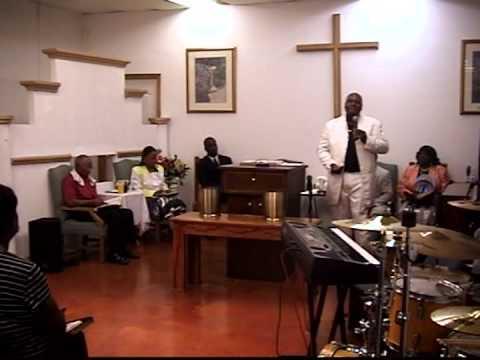 Apostle Barry Spates_ Apostolic Preaching_More Then Conqueror's