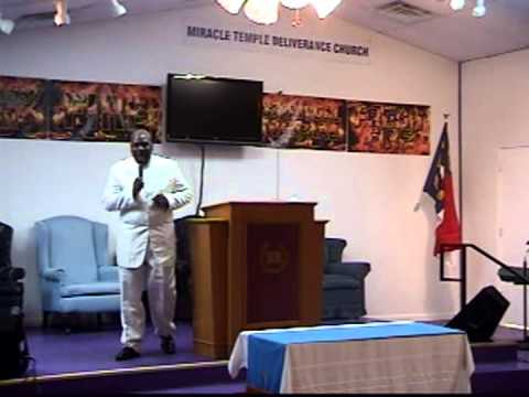 Apostle Barry Spates_Apostolic Preaching On Signs,Wonders,And Miracles Part 2