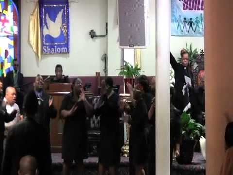 Standing In The Need Of A Blessing~Independence Concert Choir  2013