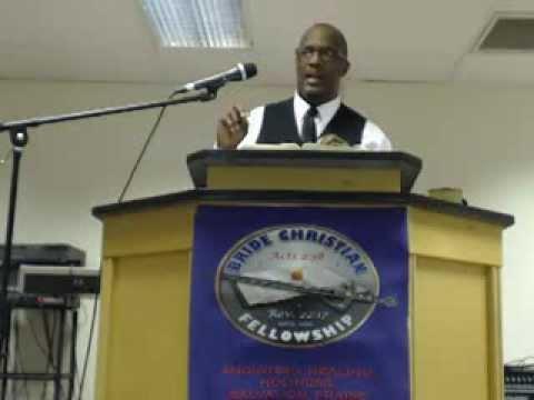 Pastor A Payton Bible Study - I Know A God