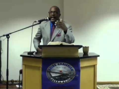 Pastor A Payton Sr Sermon Your Price for Peace