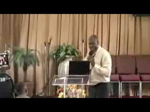 Pastor Oral Hazell: Global Life Church St.Thomas : The Blessed Life Now