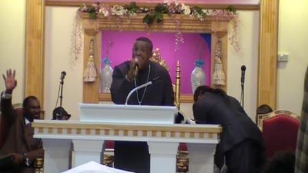 Pastor Cedric Richardson