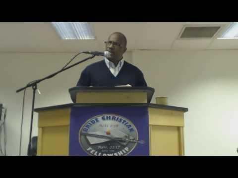 Pastor A Payton Sr Bible Study The Revelation of Joy