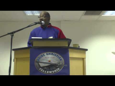 "Pastor A Payton Sr Anointed 2014 Sermon ""Let It Rain"""