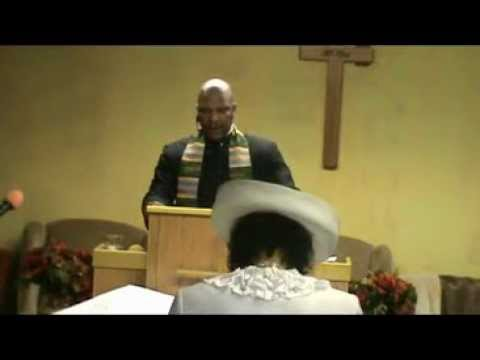 The Lord's Supper by Minister Lee Rice @ Living Word Christian Church Tacoma, WA.