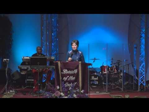 Dr. Michelle Corral - Prophetic Word Telecast