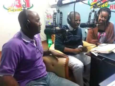 Prophet Janal Browne in Guyana.3gp