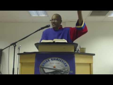 """Pastor A Payton, Sr 2014 Easter Sermon """"Are You Thirsty?"""""""