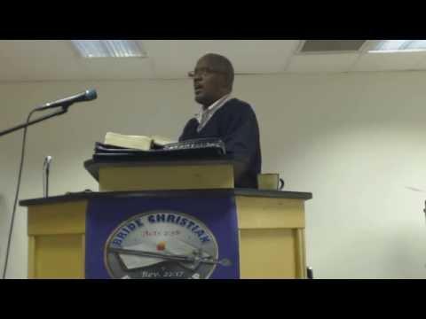 """Pastor A Payton, Sr Powerful Sermon """"Let Us Dance!"""""""