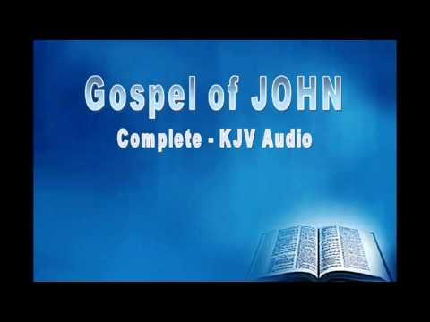 Listen To the Bible Series-The Gospel of John