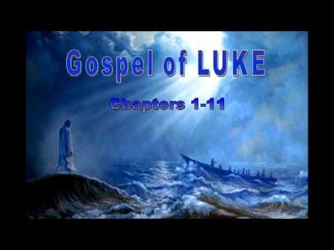 Listen To The Bible Series-The Gospel of Luke-Audio Bible KJV