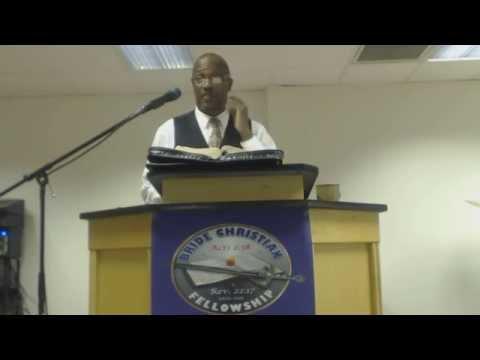 "Pastor A Payton, Sr Sermon - ""A Present Need"" (The Alamoth)"