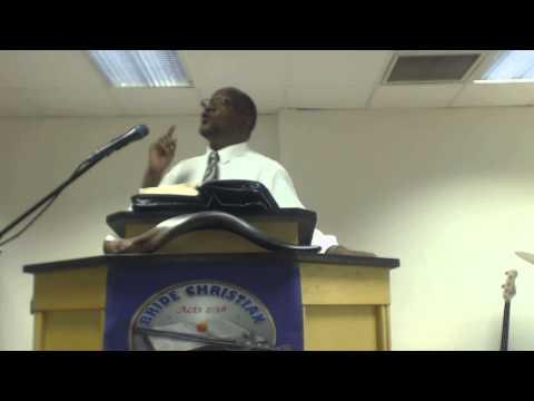 Pastor A Payton, Sr Sermon Take Charge of Your Inheritance