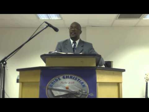 Pastor A Payton Sr Sermon God Given Identity