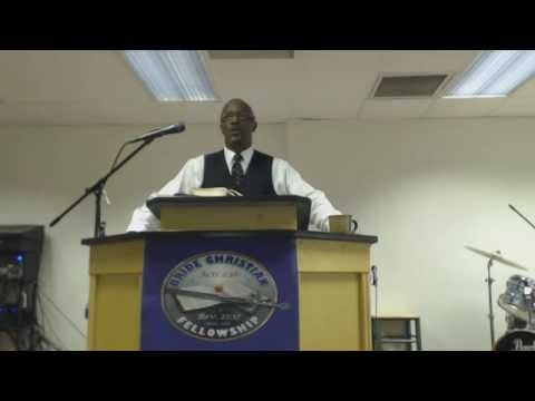"""Pastor A. Payton """"Speaks to Brazil!"""" (Jotta)"""