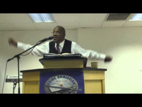 """Pastor A Payton, Sr Great Sermon's of 2014 """"The Housekeeping Seal"""""""