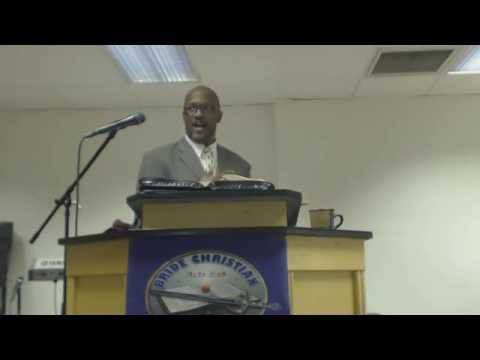 """Pastor A Payton, Sr  2015   Sermon """"Jesus Christ, Our Covering"""" (Must See)"""