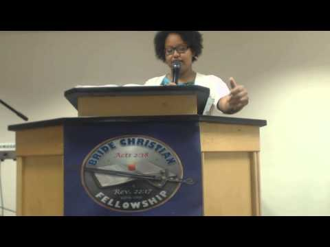 Sister Addison, BCF Youth Message - Judge Not
