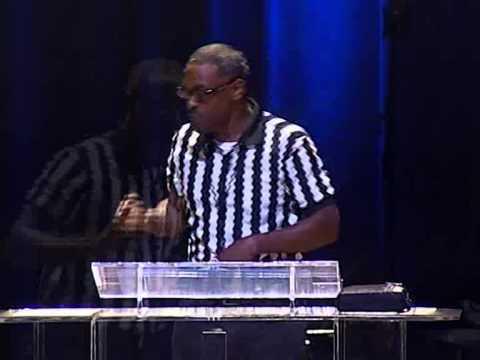 Dr. E. Marcel Preaches The Voice of God:  Listen for Whistle