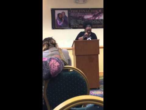 Prophetess Nitarsha R. Gordon- Rahab: Your Past Does Not Determine Your Purpose