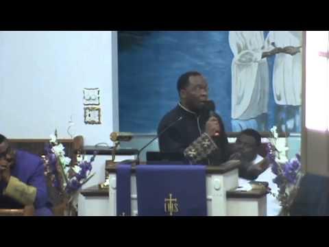 Pastor James Hawkins-