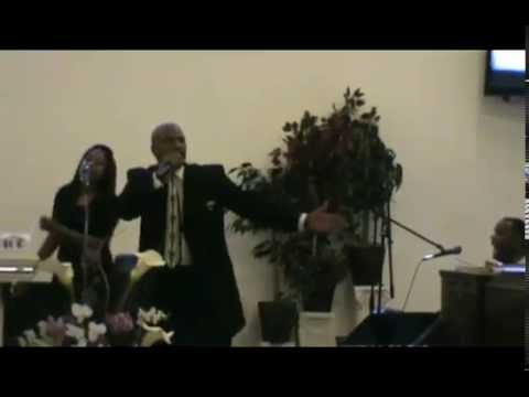 God Has Smiled On Me by Minister Lee Rice - Lively Hope Praise Team