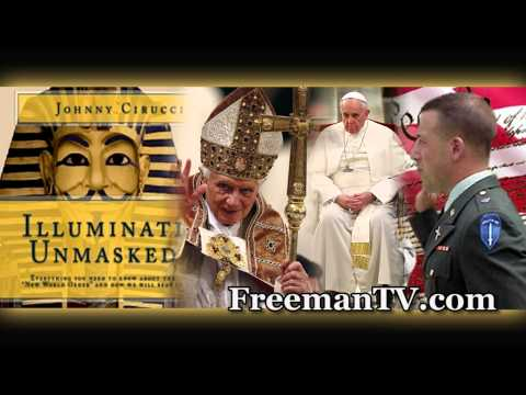Pope Francis Coming to America with CERN and Blood Moons